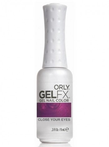 Close Your Eyes * Orly Gel Fx