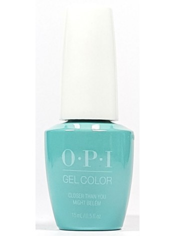 Closer Than You Might Belem * OPI Gelcolor