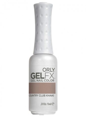 Country Club Khaki * Orly Gel Fx
