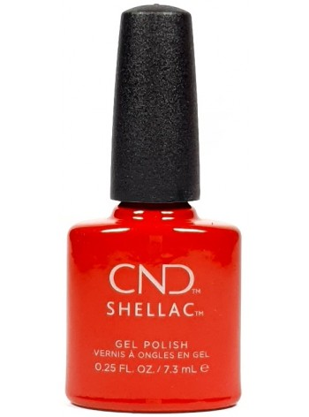 Devil Red * CND Shellac