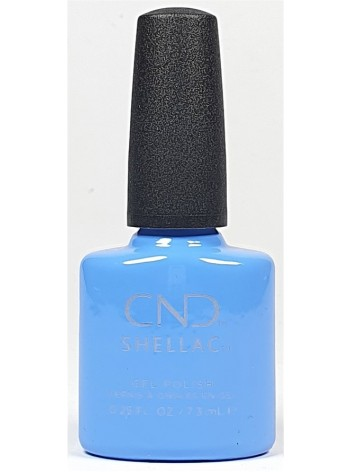 Down by the Bae * CND Shellac