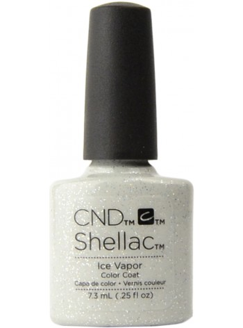 Ice Vapor * CND Shellac