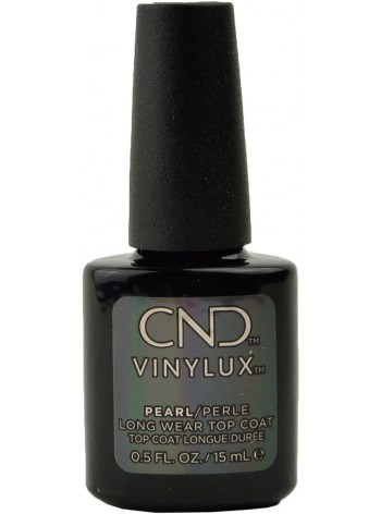 Pearl Top Coat * CND Vinylux