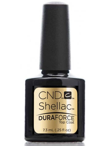 Top Coat DuraForce * CND Shellac-7.3 ml
