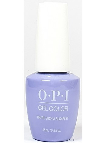 You're Such a Budapest * OPI Gelcolor