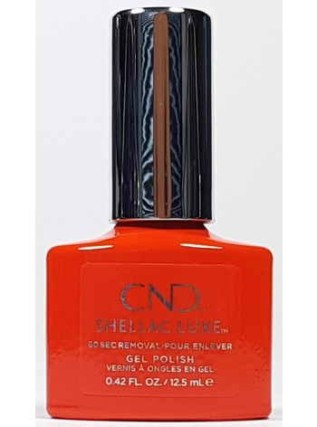 Electric Orange * CND Shellac LUXE