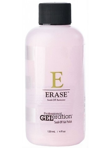 Jessica Geleration ERASE Soak-Off Remover-120 ml