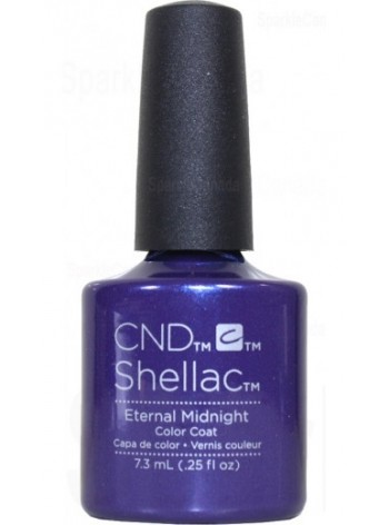 Eternal Midnight * CND Shellac