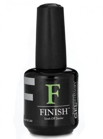 Finish Sealer * Jessica Geleration