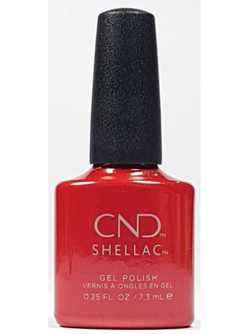 Kiss Of Fire * CND Shellac