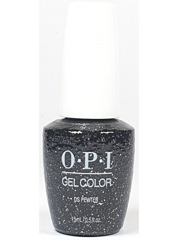DS Pewter * OPI Gelcolor