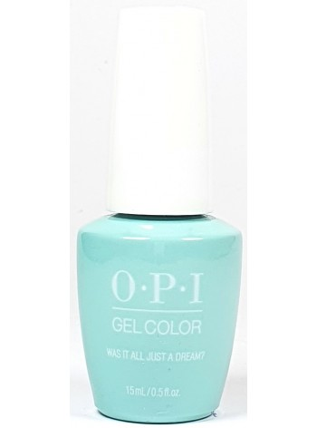 Was It All Just A Dream? * OPI Gelcolor