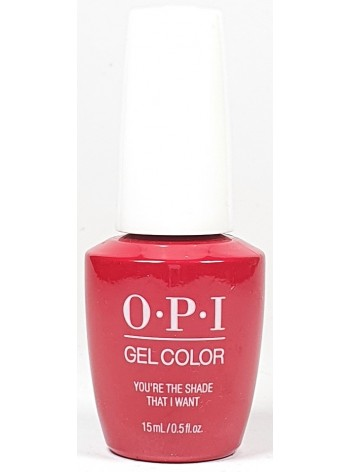 You'Re The Shade That I Want * OPI Gelcolor