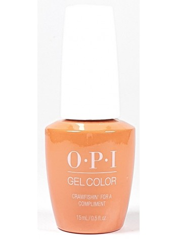 Crawfishin' for a Compliment * OPI Gelcolor