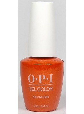 PCH Love Song * OPI Gelcolor