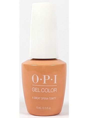 A Great Opera-tunity * OPI Gelcolor