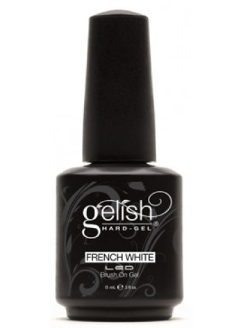 French White * Gelish Hard Gel