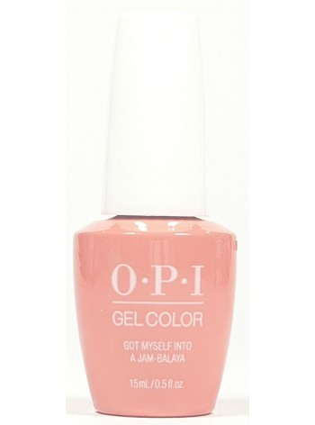 Got Myself into a Jam-balaya * OPI GelColor