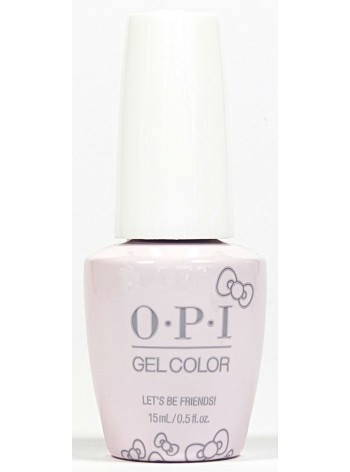 Let's Be Friends! * OPI Gelcolor