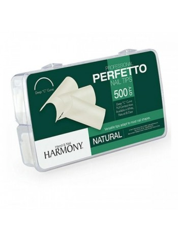 Natural * Harmony Perfetto Nail Tips