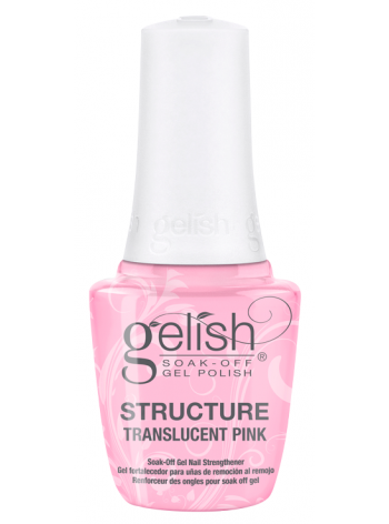 Harmony Gelish Structure Brush-On Translucent Pink
