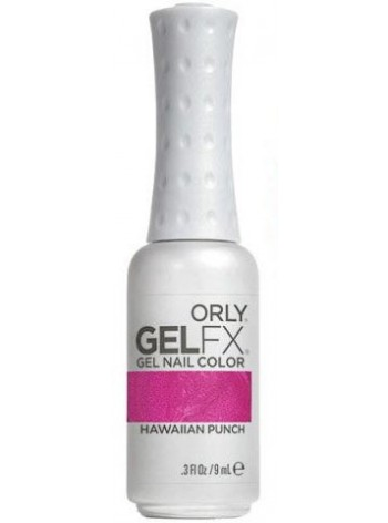 Hawaiian Punch * Orly Gel Fx