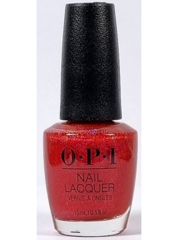 Paint the Tinseltown Red * OPI