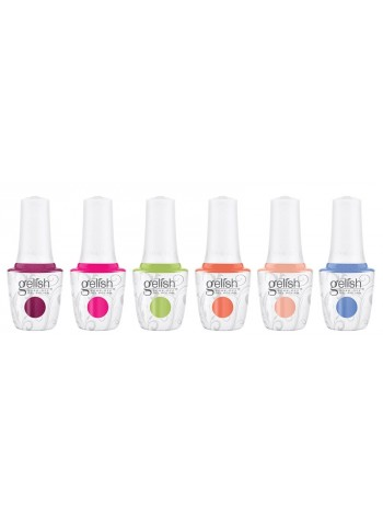 Harmony Gelish Feel The Vibes Collection