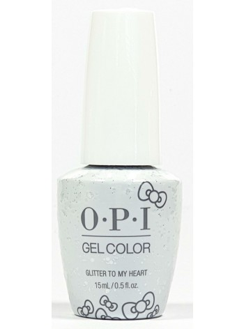 Glitter To My Heart * OPI Gelcolor
