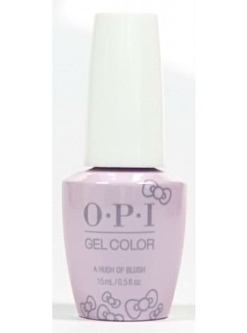 A Hush Of Blush * OPI Gelcolor