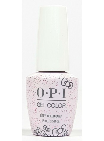 Let's Celebrate! * OPI Gelcolor