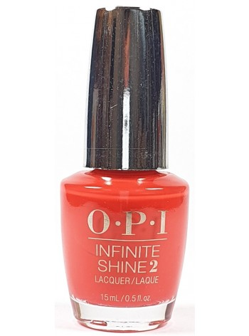 She Went On and On and On * OPI Infinite Shine