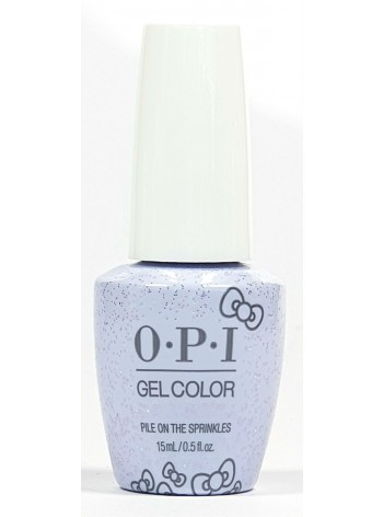 Pile On The Sprinkles * OPI Gelcolor