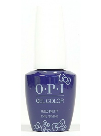 Hello Pretty * OPI Gelcolor