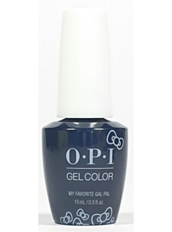 My Favorite Gal Pal * OPI Gelcolor