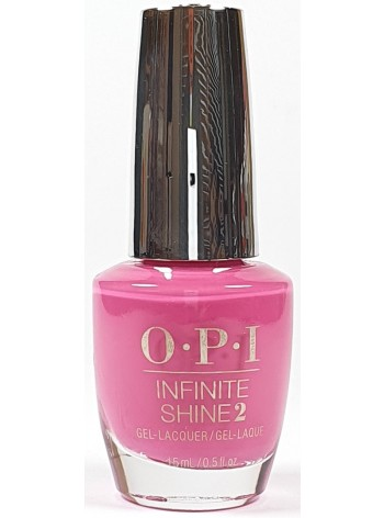 No Turning Back From Pink Street * OPI Infinite Shine