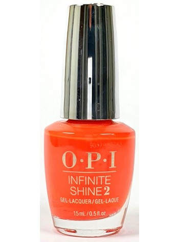 A Red-vival City * OPI Infinite Shine
