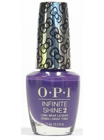 Hello Pretty * OPI Infinite Shine
