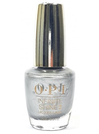 Silver on Ice * OPI Infinite Shine