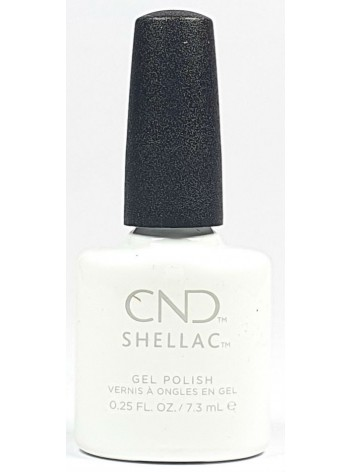 Lady Lilly * CND Shellac