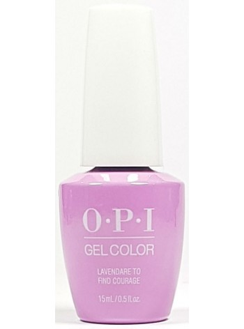 Lavendare To Find Courage * OPI Gelcolor