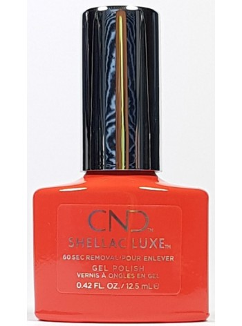 Lobster Roll * CND Shellac LUXE