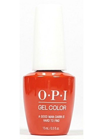 A Good Mandarin is Hard to Find * OPI Gelcolor