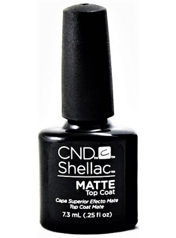 Matte Top Coat * CND Shellac