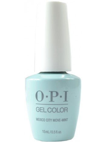 Mexico City Move-mint * OPI Gelcolor