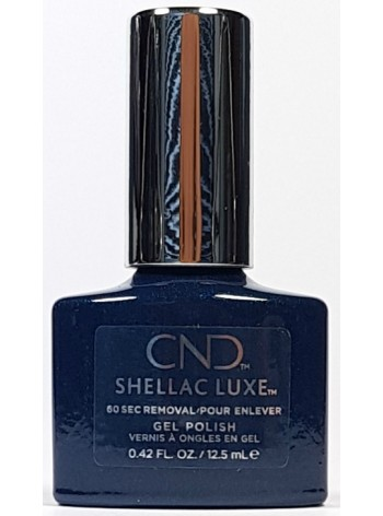 Midnight Swim * CND Shellac LUXE