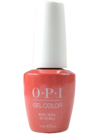 Mural Mural on the Wall * OPI Gelcolor