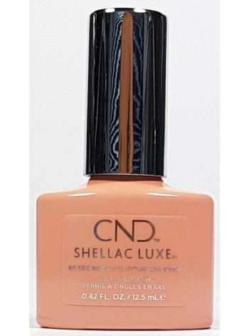 Nude Knickers * CND Shellac LUXE
