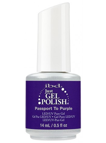 Passport to Purple * Ibd Just Gel