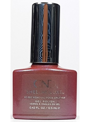 Patina Buckle * CND Shellac LUXE